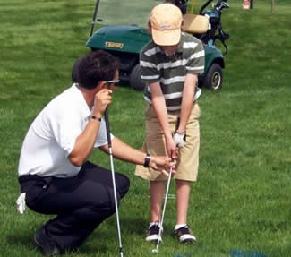 English +Sports: Junior Golf Homestay