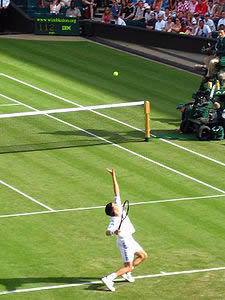 English +Sports: Tennis Homestay